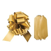 Gold Wedding Pull Bows