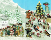 Dogs in the Snow Boxed Christmas Cards