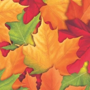 Fall Breeze Beverage Napkins 16 Per Pack