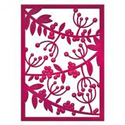 Spellbinders S6-043 Mistletoe Card Front Creator