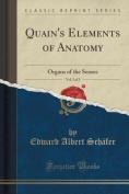 Quain's Elements of Anatomy, Vol. 3 of 3