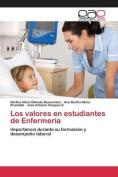 Los Valores En Estudiantes de Enfermeria [Spanish]