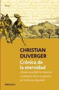 Cronica de La Eternidad [Spanish]