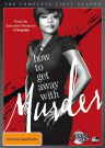 HOW TO GET AWAY WITH MURDER - SEASON 01 [DVD_Movies] [Region 4]
