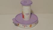 Baby Feeding Bowl Tumbler Sippy Cup Tupperware Winnie the Pooh