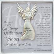 The Grandparent Gift Dedication Gift Angel