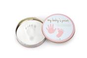 Tiny Ideas Easy to Use Handprint Tin Makers, Pink