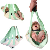 SWADDLE SWING; The Portable Baby Swing, A Baby Swaddle and Baby Swing Combined, The Best Baby Swing for Travel, A Baby Swing That Doubles As a Swaddle Blanket, Combines the benefits of a swaddling blanket with baby swings, The Perfect Baby Shower Gift, ..