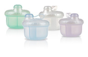 Nuby Milk Powder Dispenser, Colours May Vary