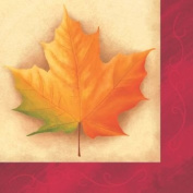 Fall Breeze Lunch Napkins 16 Per Pack