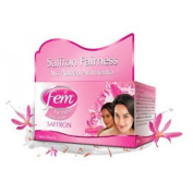Fem Saffron Fairness Cream Bleach - 26.4g. by Fem