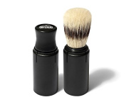 Imperial Barber Products Boar Bristle Travel Shave Brush
