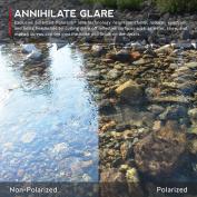 Revant Polarised Replacement Lenses for Oakley Flak Jacket XLJ Sunglasses