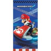 Super Mario 'Race to Win' 70cm X 150cm Licenced Beach Towel
