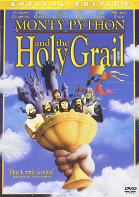 Monty Python and the Holy Grail (40th Anniversary)