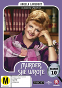 Murder, She Wrote: Season 10 [Region 4]