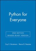 Python for Everyone, Second Edition Binder Ready Version