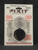 Fixit 0.1kg. Epoxy Clay Black