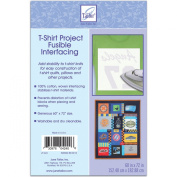 T-Shirt Project Fusible Interfacing 150cm x 180cm -White