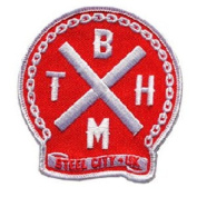 Bring Me The Horizon BMTH Embroidered Patch