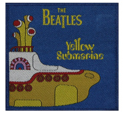 """The Beatles Yellow Submarine"" Song Movie Album Tribute Sew On Applique Patch"