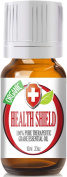 Best Health Shield . Thieves Oil by Young Living, Four Thieves by Eden's Garden) 100% Pure, Therapeutic Grade Essential Oil Blend - 10ml