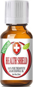Best Health Shield (30ml) (Compare to Thieves Oil by Young Living, Four Thieves by Eden's Garden) 100% Pure, Therapeutic Grade Essential Oil Blend - 1 (oz) Ounce