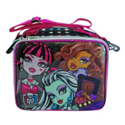 Disney Products Monster High Lunch Bag with Strap