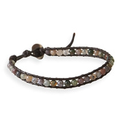 Jasper River Rock Fashion Bracelet