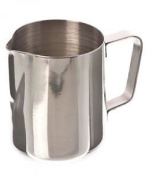 Update International Stainless Steel Frothing Pitcher EP-12, 350ml, New