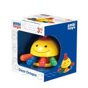 Ambi Toys Oscar Octopus Toy