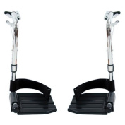 Swingaway Wheelchair Footrest Material