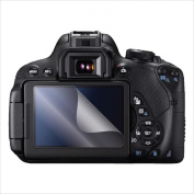(2-Pack) S Shields Screen Protector for Canon EOS 700D, EOS Rebel T5i