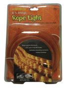 Celebrations Halloween Indoor/Outdoor Rope Lights 5.5m, Orange