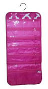 Hanging Jewellery Organising Bag- Fold Up for Storage and Travel