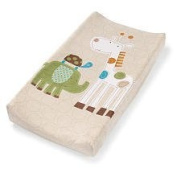 Summer Infant Character Change Pad Cover, Safari Stack