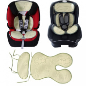 AutumnFall(TM) New Summer Carts Mats Reusable Stroller Seat Cushion General Flax Mats