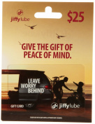 Jiffy Lube Gift Card