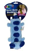 Cloudz Plush Seat Belt Buddies - Dog