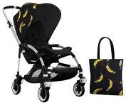 Bugaboo Bee3 Accessory Pack - Andy Warhol Banana/Black [Special Edition]