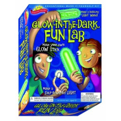 Scientific Explorer's Glow in the Dark Fun Lab Science Kit
