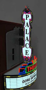 59982 Medium Model Theatre animated & Lighted Combo Kit by Miller Signs