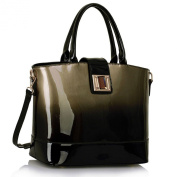 Ladies Faux Leather Quality Handbag Women's Fashion Designer Tote Bag Celebrity Style Quality Bags CWS00329