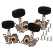 Generic 2R2L Tuning Peg Machine Head Tuners For Ukulele 4 String Guitar