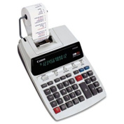 Canon P170DH - P170DH Two-Colour Roller Printing Calculator, 12-Digit Fluorescent, Black/Red