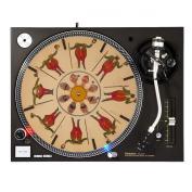 Circus Circus - DJ Turntable Slipmat