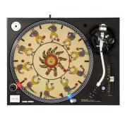 Dancing Man - DJ Turntable Slipmat