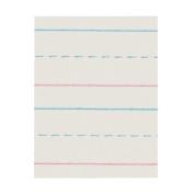 Everett Pad & Paper Broken Midline Writing Paper, Grade K-1, 1.6cm x 0.8cm x 0.8cm , LW