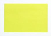 School Smart Plain Newsprint Arithmetic Paper - Pack of 500 - Canary