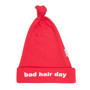 BAD HAIR DAY red hat, 0-6 months 0-6 months